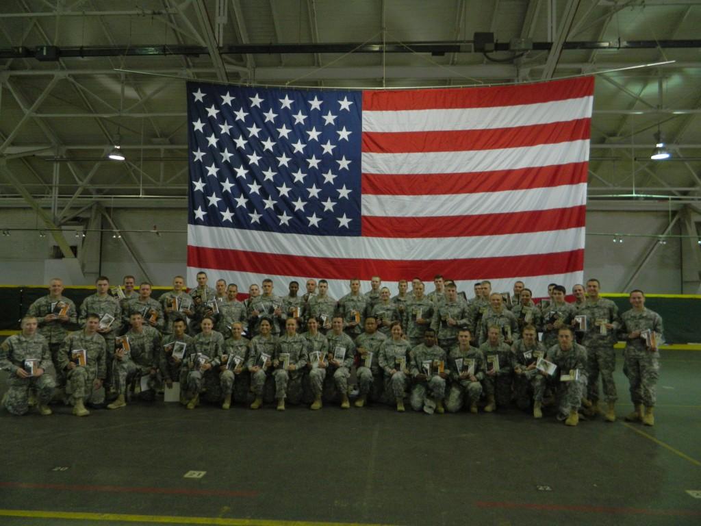 Purdue Univ Cadets - SMARTleaders