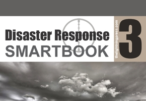 NEW! Disaster Response SMARTbook 3 – Disaster Preparedness (DRS3)