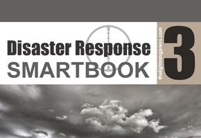 NEW! Disaster Response SMARTbook 3 – Disaster Preparedness (DRS3)