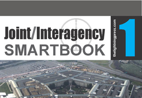NEW! Joint/Interagency SMARTbook 1 – Joint Strategic & Operational Planning