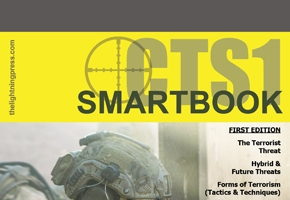 CTS1: The Counterterrorism, WMD & Hybrid Threat SMARTbook