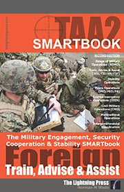 TAA2: The Military Engagement, Security Cooperation & Stability SMARTbook, 2nd Ed.