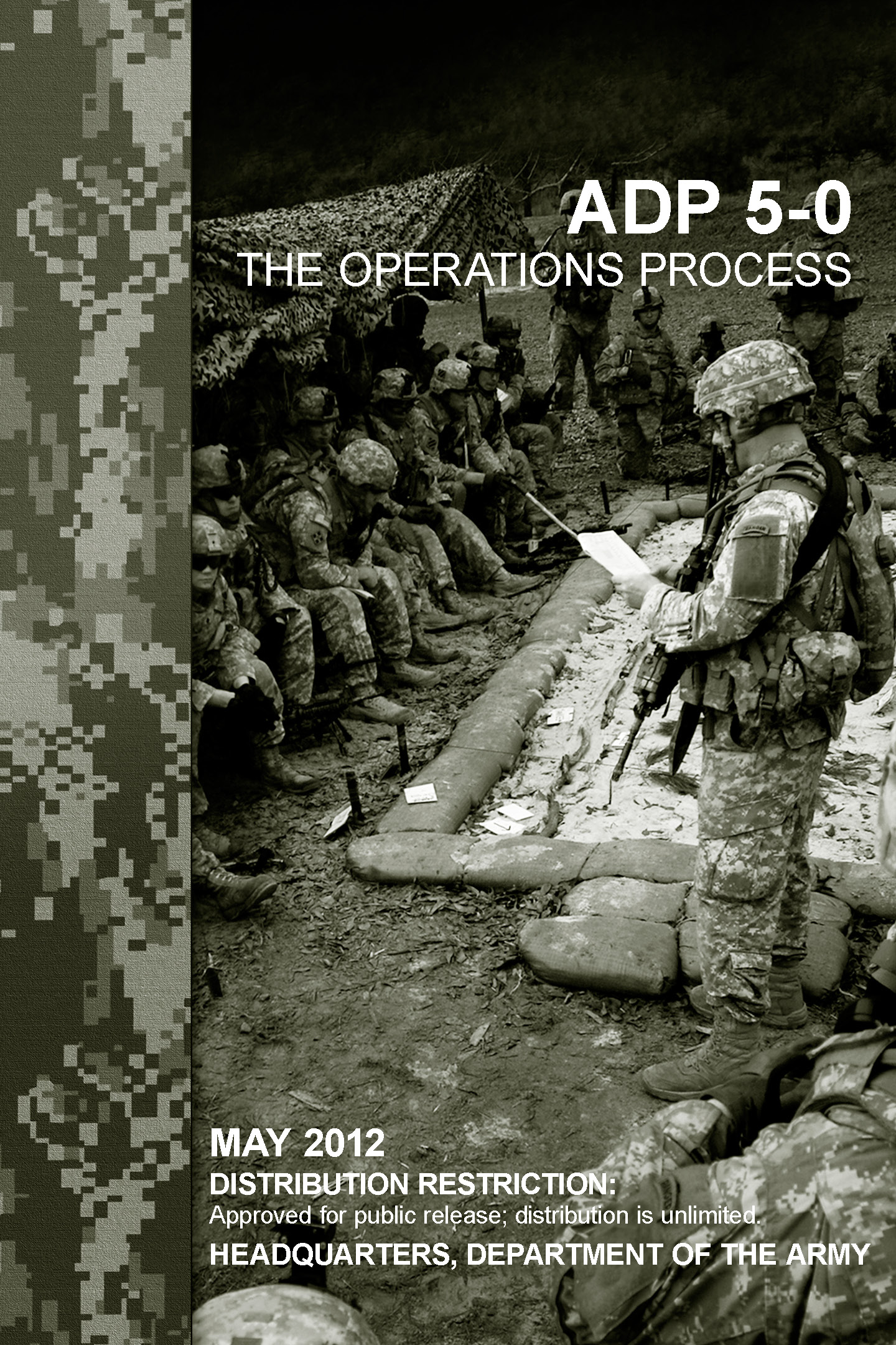 adp 5-0  the operations process
