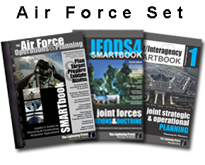 The ''AIR FORCE'' SMARTset (3 books)