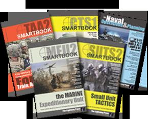 The ''MARINE'' SMARTset (5 books)