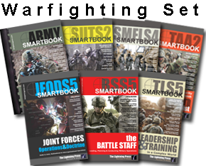 The ''WARFIGHTING'' SUPERset (7 books)