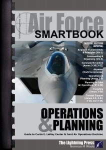 AFOPS2: The Air Force Operations & Planning SMARTbook, 2nd Ed.