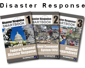 The ''DISASTER RESPONSE'' SMARTset (3 books)