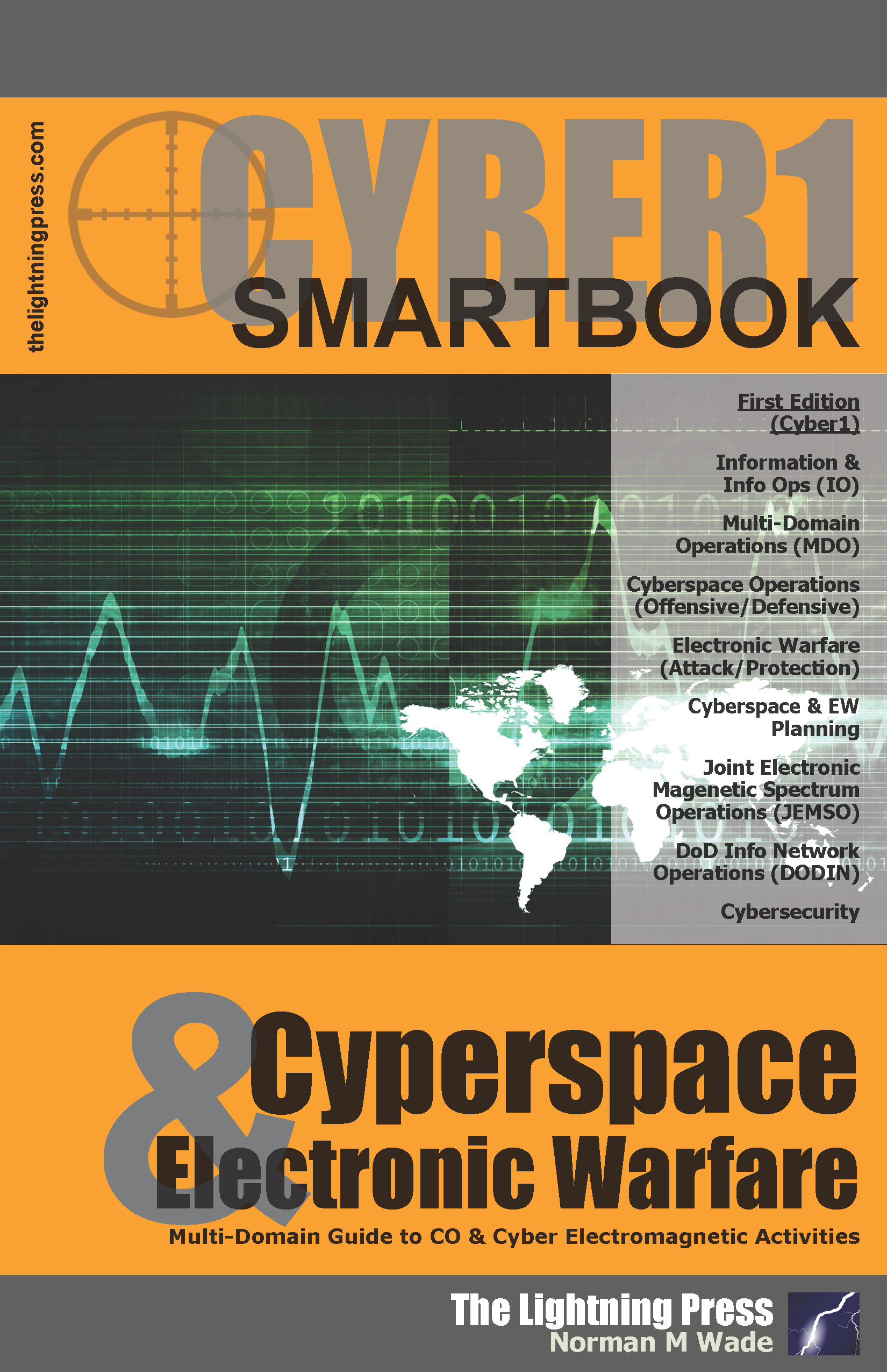 CYBER1: The Cyberspace & Electronic Warfare SMARTbook