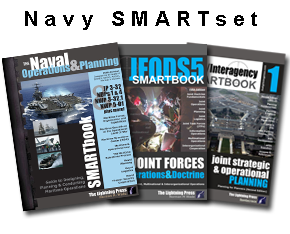 The ''NAVY'' SMARTset (3 books)