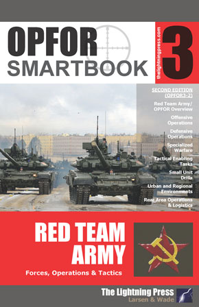 OPFOR SMARTbook 3 – Red Team Army, 2nd Ed.