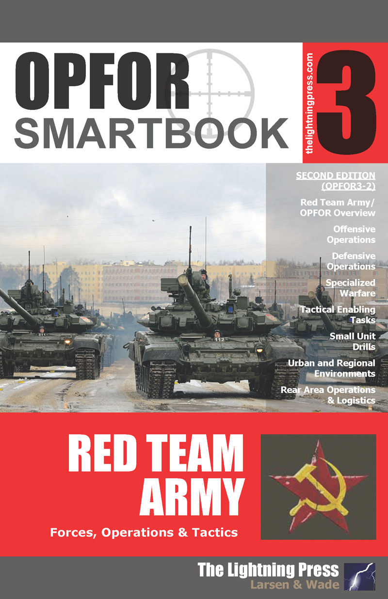 OPFOR SMARTbook 3 -  Red Team Army, 2nd Ed.