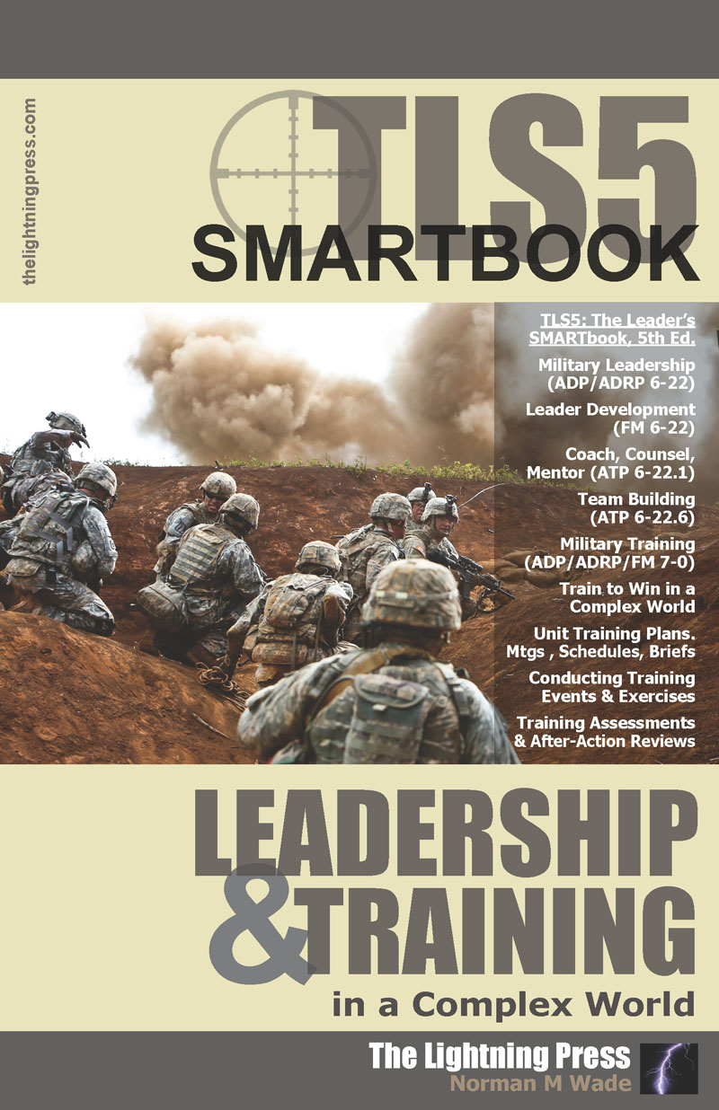 TLS5: The Leader's SMARTbook, 5th Ed. (PREVIOUS EDITION)
