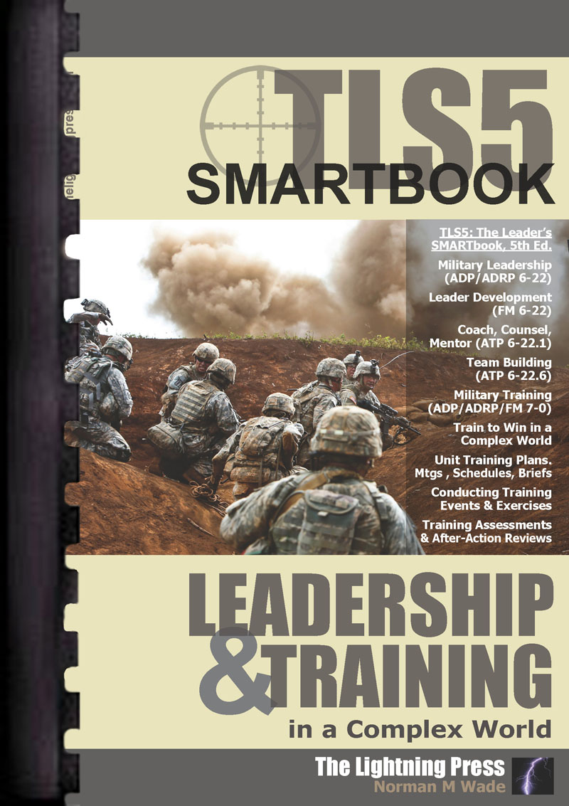 TLS5: The Leader's SMARTbook, 5th Ed. (Plastic-Comb)