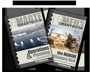The ''MAGTF + MEU'' SMARTset (2 books)