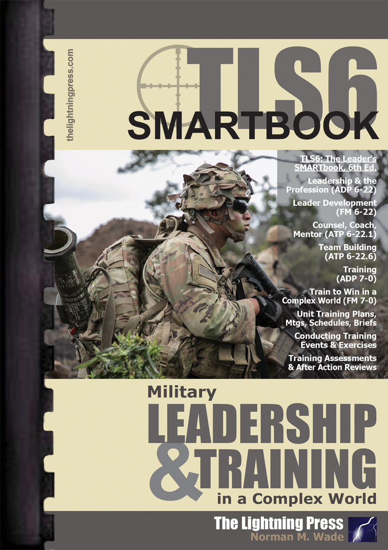 TLS6: The Leader's SMARTbook,  6th Ed.