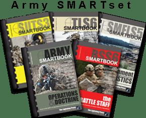 The ''ARMY'' SMARTset (5 books)