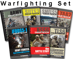 The ''WARFIGHTING'' SUPERset (7 books)